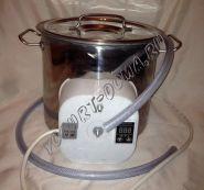 Домашняя мини сыроварка-йогуртница 5 литров